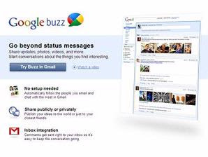 Google Buzz The New Social Networking From Google