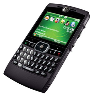 Review QWERTY Phone From Motorola Q8