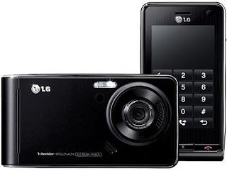 Review LG KU990 Viewty