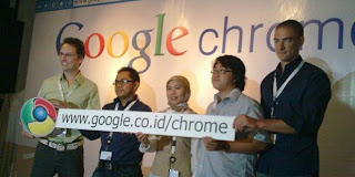 Google Chrome Invite Indonesia Improve Local Existence