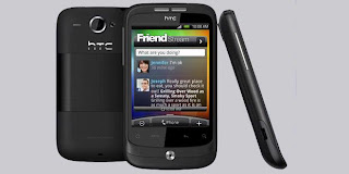 HTC Wildfire, The Mini Desire Make young people