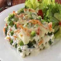Europe recipes how to make healthy vegetable lasagna recipes
