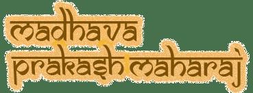 Madhava Prakash Maharaj