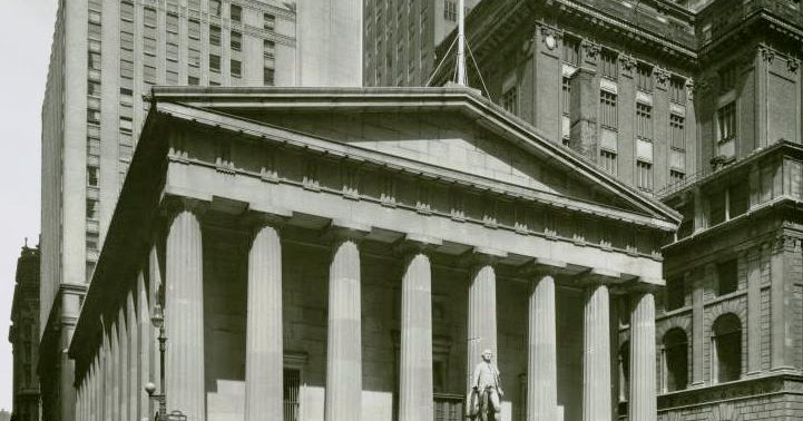 Daytonian in Manhattan: The 1842 Federal Hall National ...