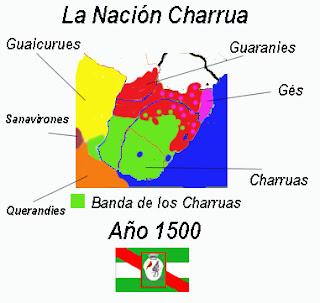 Pueblo Charrúa