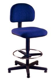 Chair equipamientos para oficina productos for Sillas altas giratorias para oficina
