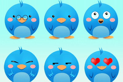 35 Beautiful Twitter Icons Sets 35 Beautiful Twitter Icons Sets adorable twitter icon pack