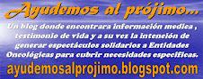 Ayudemos al projimo (Festivales Solidarios)