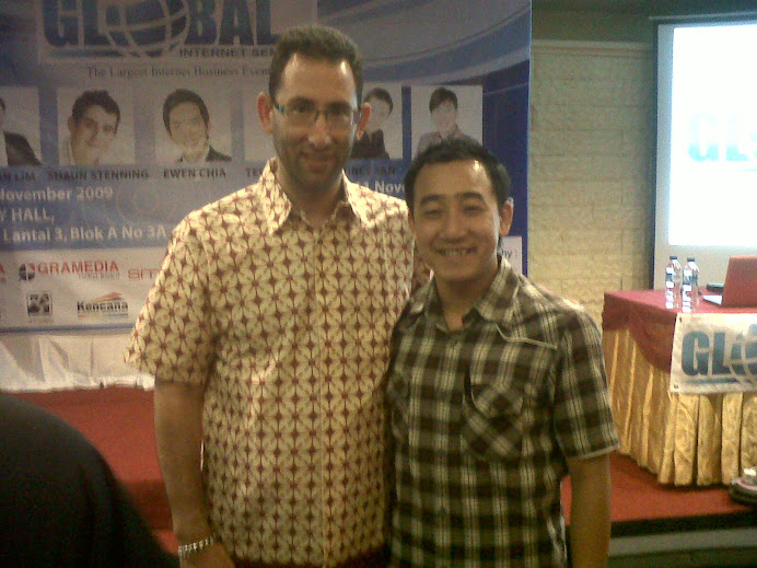 With Adam Ginsberg, USA