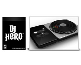 DJ Hero Consol Picture