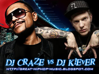 DJ Craze vs DJ Klever DJ Battle