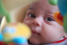 Rafael com dois meses