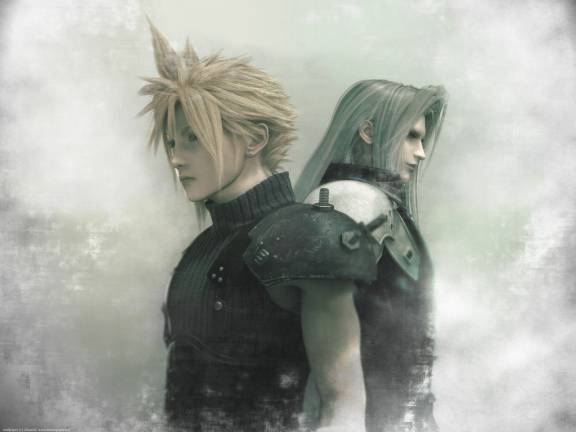 cloud wallpapers. cloud strife wallpaper.