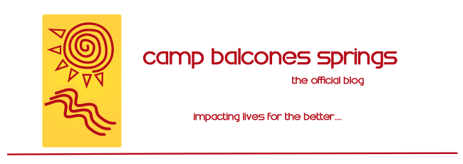 Camp Balcones Springs - The Official Blog