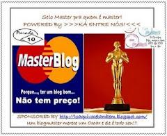 Selo Master para quem é master