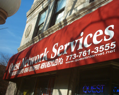 Quest Network Services 7301 N. Sheridan Road (773)761-3555