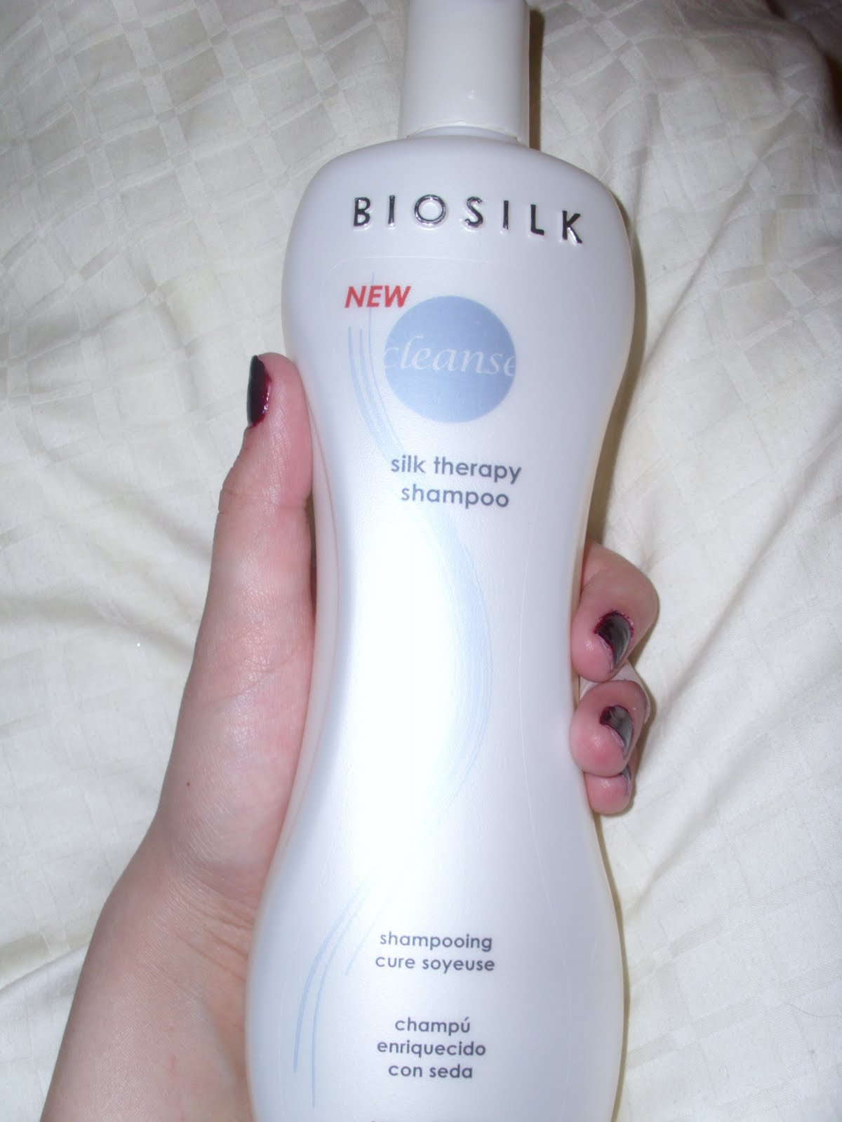 Hair Care Biosilk Serum