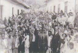 J.E. Gaitán En Ocaña. 1947
