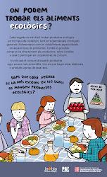 Plafó 6: On podem trobar els aliments ecològics?