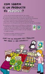 Plafó 5: Com sabem si un producte és ecològic?