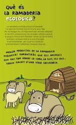 Plafó 3: Què és la ramaderia ecològica?