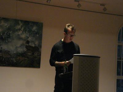 Trevor Calvert poet