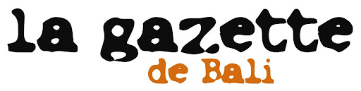 Blog Courrier La Gazette de Bali