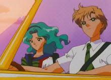 Haruka Tenou & Michiru Kahio