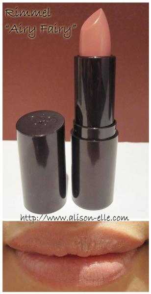 Rimmel Airy Fairy Lipstick