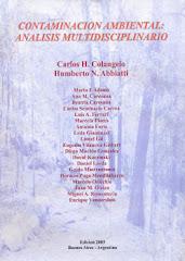 Libro CONTAMINACION AMBIENTAL