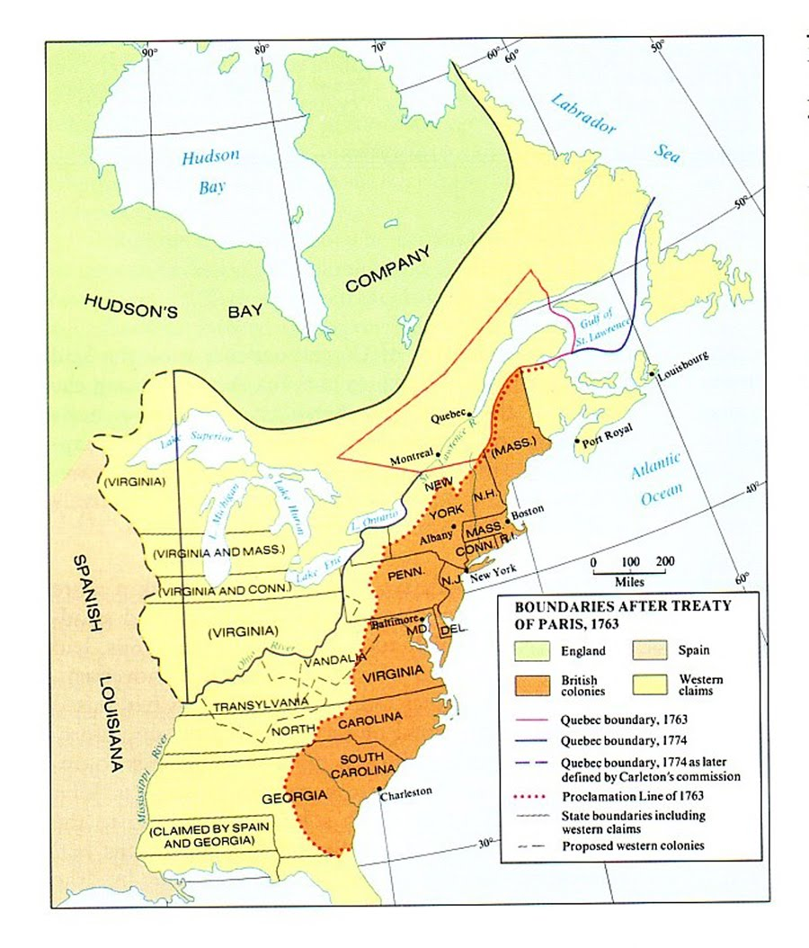 in 1760 montreal was captured making the surrender of the french in the canada area with the treaty of paris in 1763 this expanded greatly the british