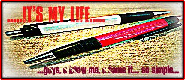 .....iT's mY LifE.....