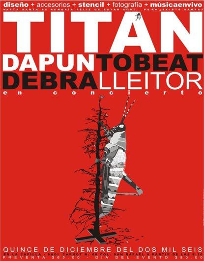 Concierto Titán