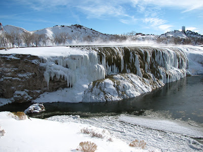 Hot Springs State Park, Thermopolis, Wyoming