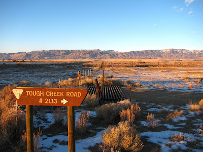 Tough Creek Road, Wyoming