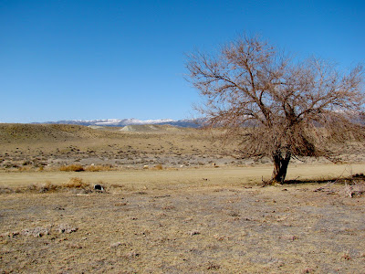 Badwater Road, Bonneville, Wyoming