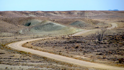 Badwater Road, Wyoming