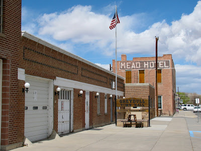 Town Hall, Police Department, Greybull, Wyoming