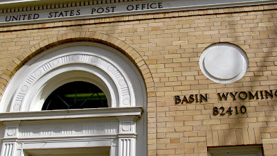 Basin, Wyoming Post Office