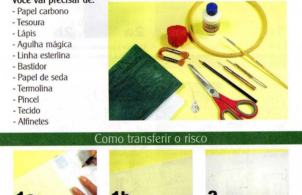Adesivo De Parede Onde Vende ~ Artesanato& Cozinha ! Bordado Ponto Russo