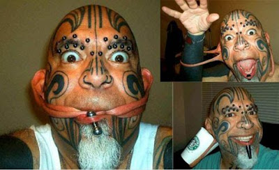 Pictures Of Extreme Tattoo Designs