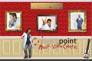 Awarepoint Big RTLS Music Video Contest