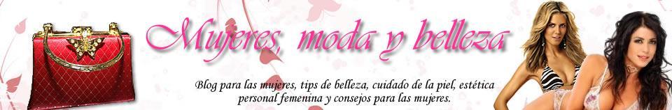 Mujeres Lindas - Moda y Belleza