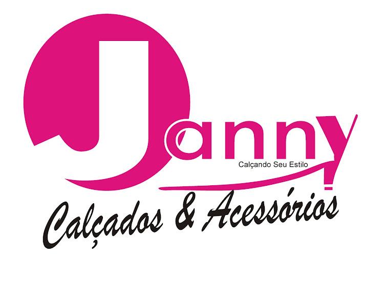 Logo da Loja- Janny Calçados & Acessórios