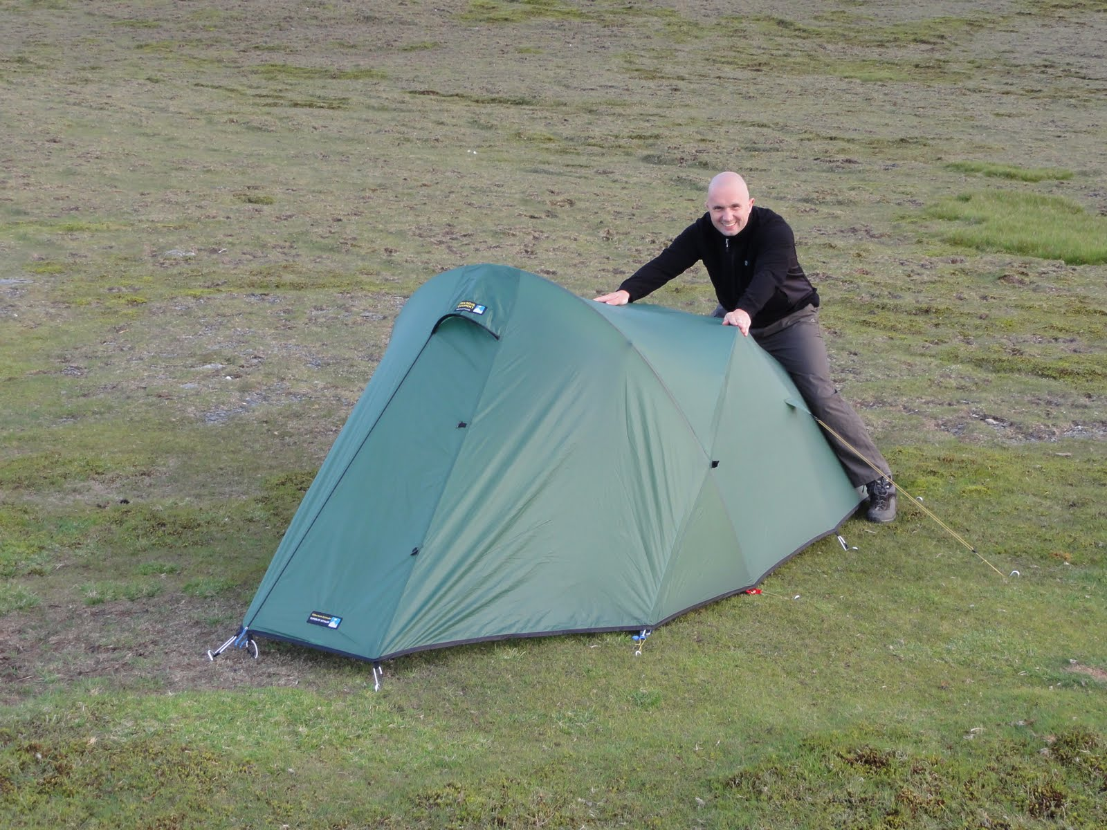 Terry Nova Voyager Superlite so good youu0027ll want to f**k it. & Wild Camping: Terra Nova Voyager Superlite Blencathra
