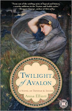 Twilight of Avalon by Anna Elliott