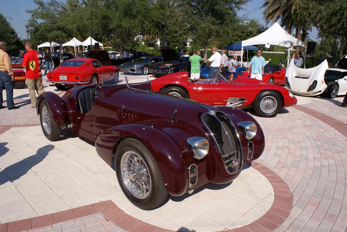 1939 Alfa Romeo 6C 2500 Super Sport