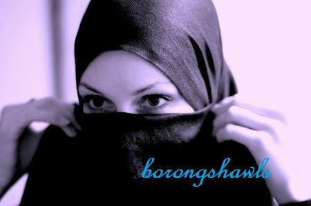 ~borong shawls~~