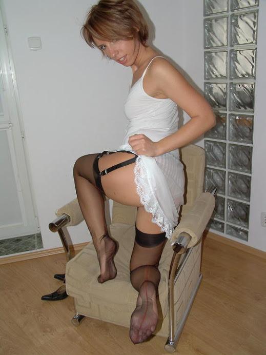 ba voila la robe sexy et bas