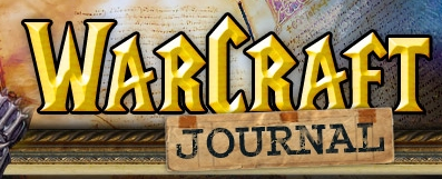 Warcraft Journal is the first magazine dedicated to World of Warcraft